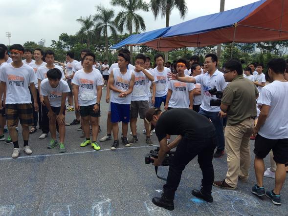 Giải chạy từ thiện: Kết nối tuổi trẻ Việt - Connecting VietYouth 2014