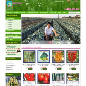 Công ty TNHH phát triển nông nghiệp Việt Á